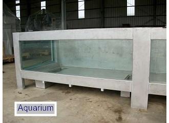 大型魚缸結構
